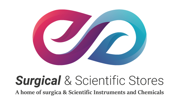 surgical and scientific-store logo